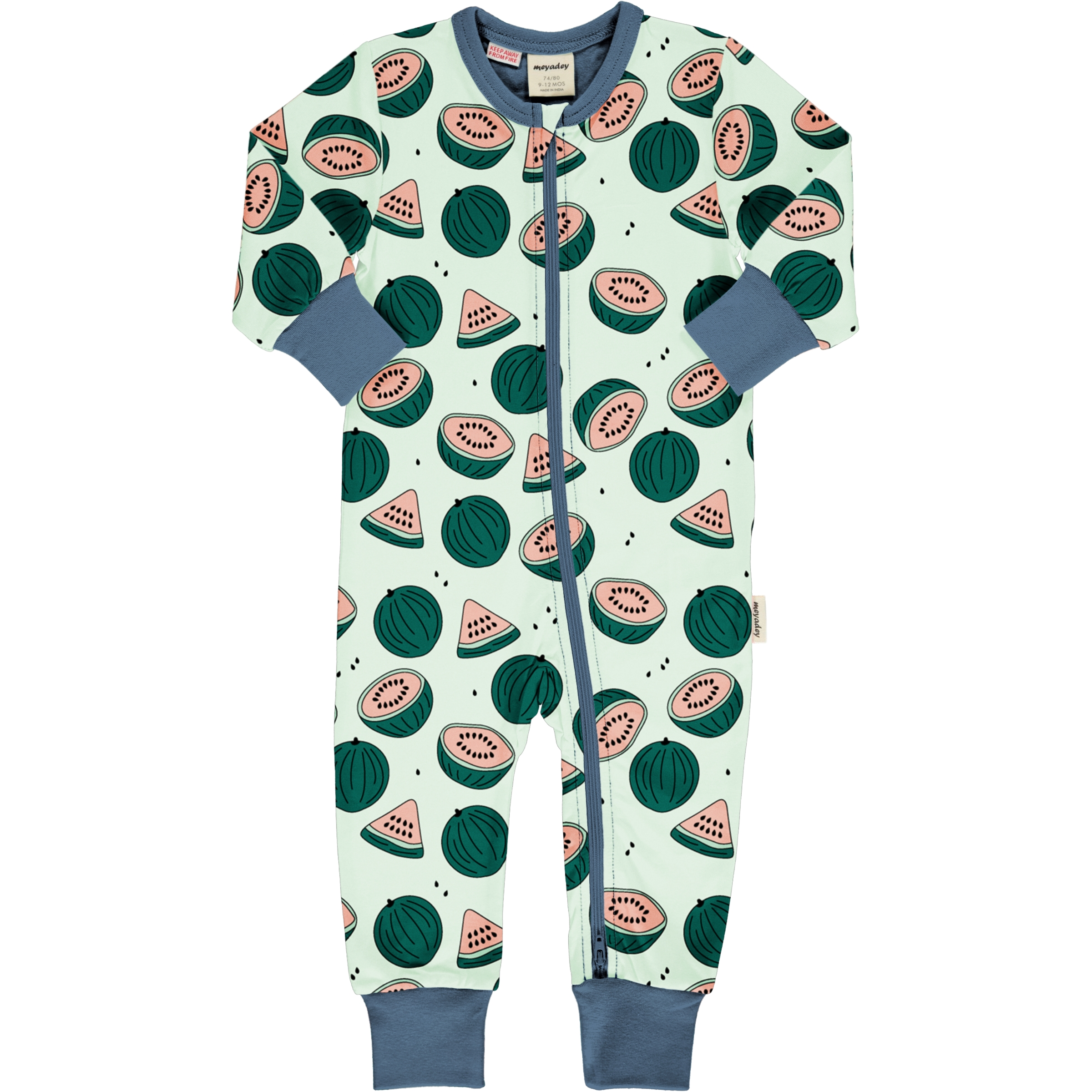 Jumpsuit Watermelon