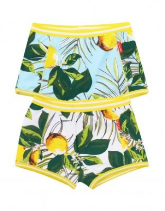 2-Pack Boxer Lemon